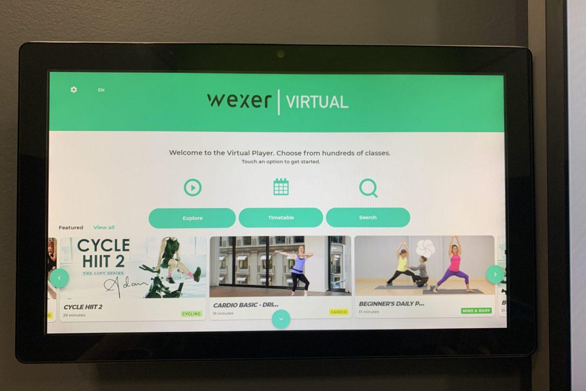 Wexer Virtual A